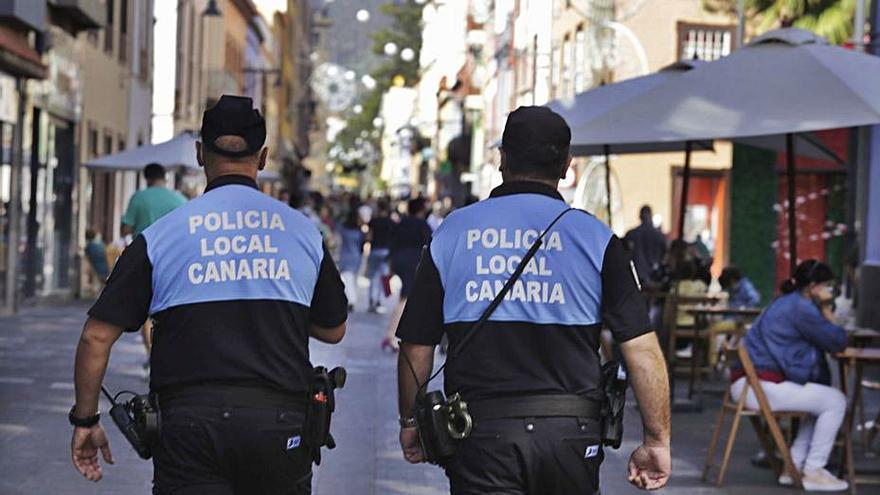Se marchan de un local de La Laguna sin pagar una factura de 62,50 euros