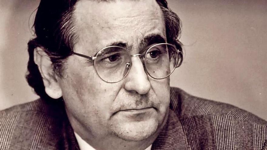 Fallece Emili Tortosa, principal hacedor de la extinta Bancaja