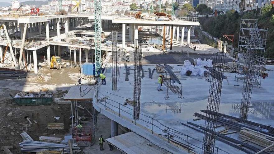Vialia creará tras su apertura 1.500 empleos entre negocios y mantenimiento del complejo