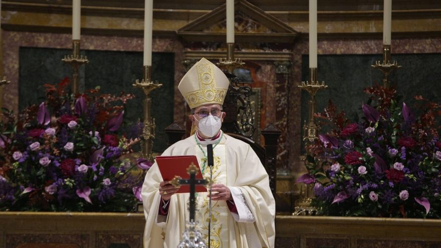 El obispo de Zamora da positivo por coronavirus