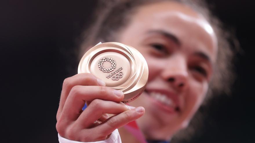 Así está el medallero olímpico en los Juegos de Tokio 2020 por países y deportes