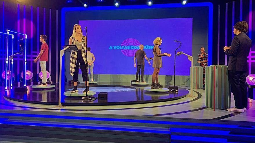 O coruñés Luis Piedrahita poñerase á fronte do novo concurso musical da TVG