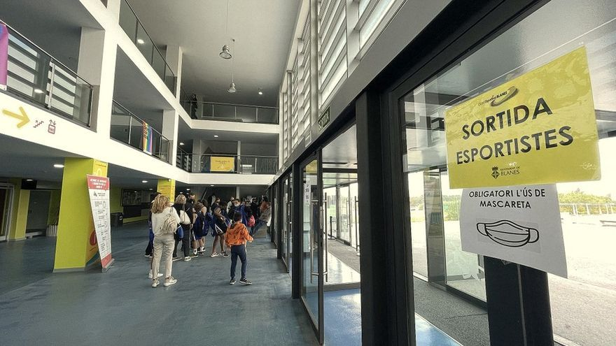 La Ciutat Esportiva Blanes i les instal·lacions esportives municipals recuperen bona part de la normalitat precovid