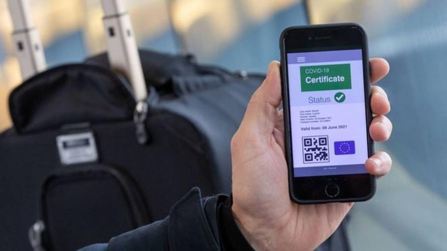Descargados 34.000 certificados COVID Digital UE en Canarias