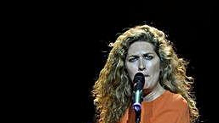 Estrella Morente sorprende a RTVE al reivindicar la tauromaquia en una gala de 'OT'