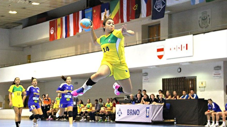 La internacional brasileña Deborah Pontes, primer refuerzo del Guardés para la temporada 21-22