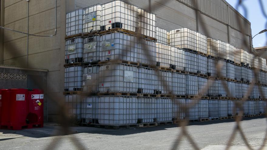 Vecinos reclaman el traslado de la empresa que vende nitrato de amonio