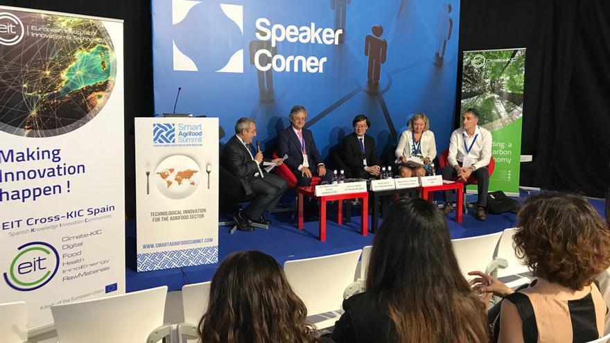 El Palacio de Congresos acoge la segunda edición de la feria de referencia europea Agrifood