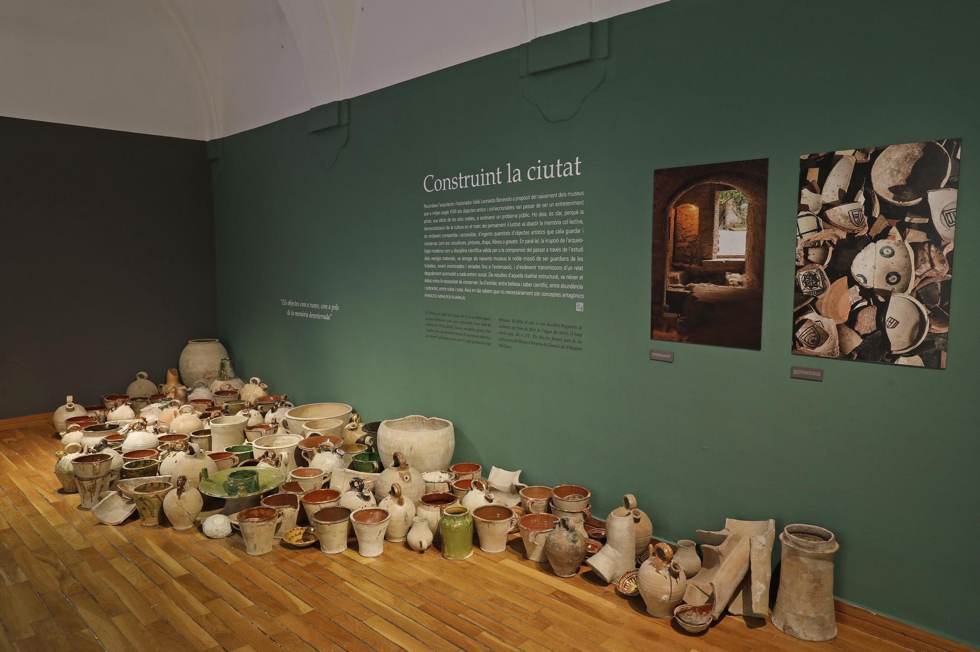 L'exposició «Les coses que foren» reescriu la història quotidiana a partir d'objectes