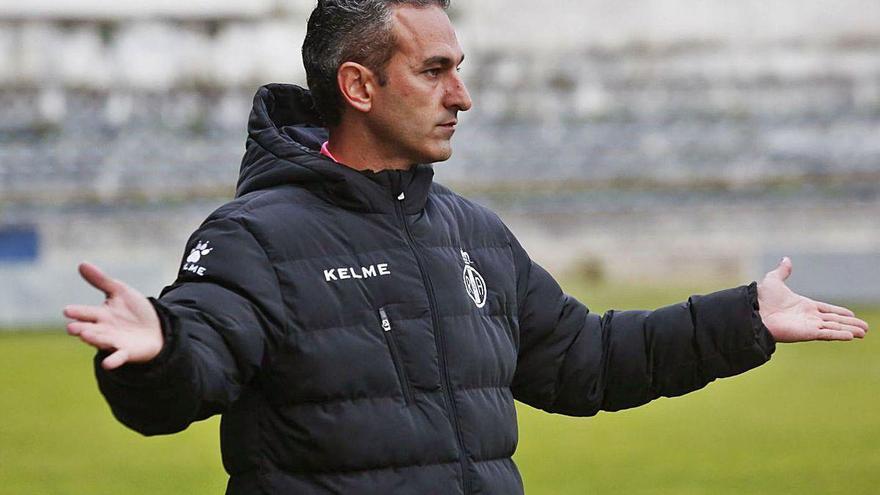Pablo Lago, apuesta de Javi Rico, deja el Sporting para irse a la Ponferradina