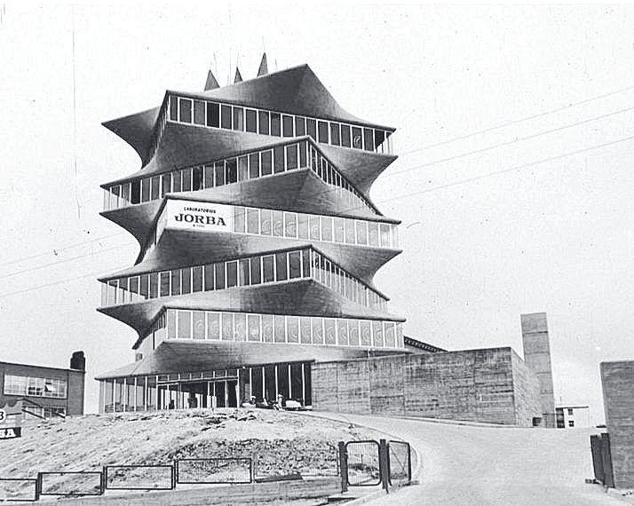 La Pagoda de Escario