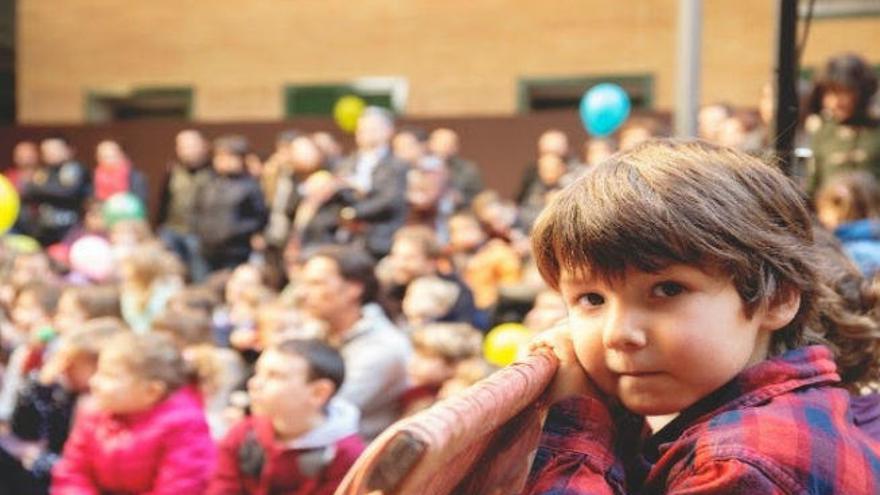 El Palau de la Música programa más de cien sesiones para familias y escolares