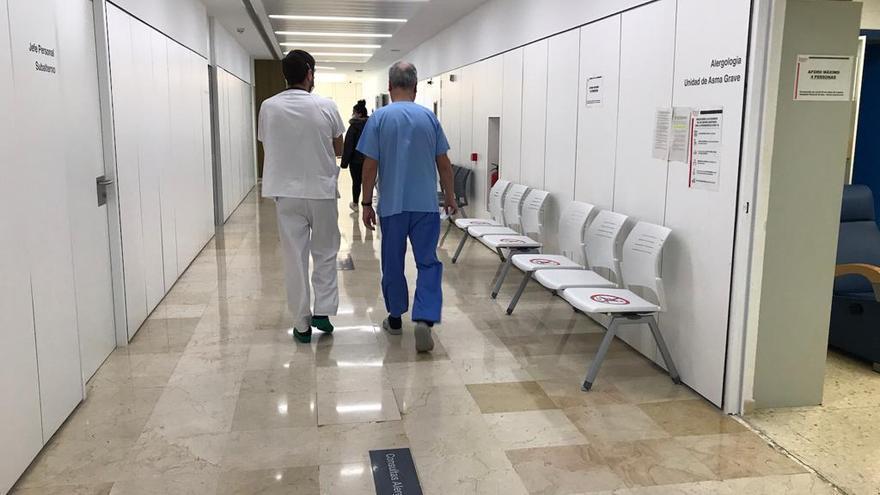 El Departamento de Elda aumenta los nuevos contagios en 272 pero solo hay una persona hospitalizada