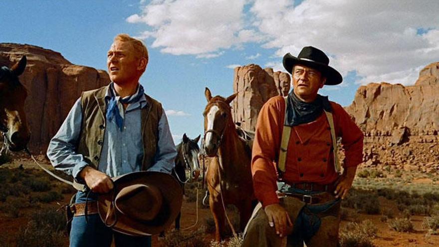 'Centauros del desierto': 60 años del clásico de Ford y John Wayne