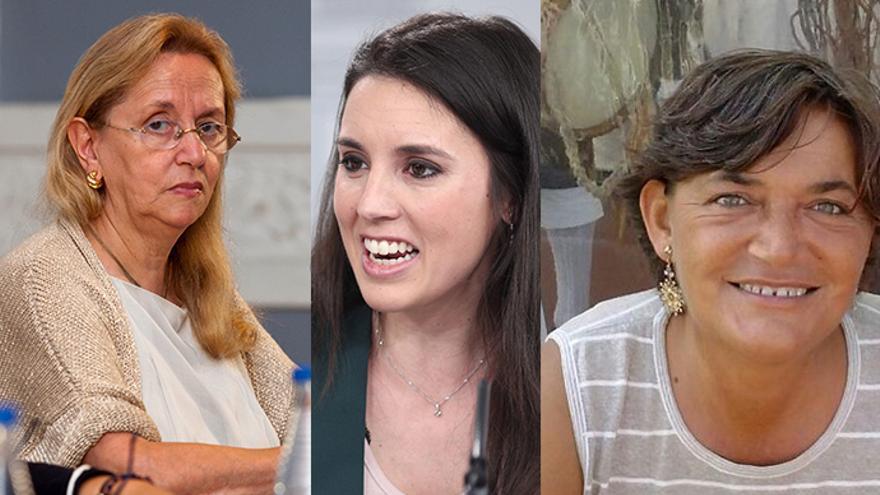 """El feminismo histórico pide un debate """"amplio"""" ante la ley Trans de Montero"""