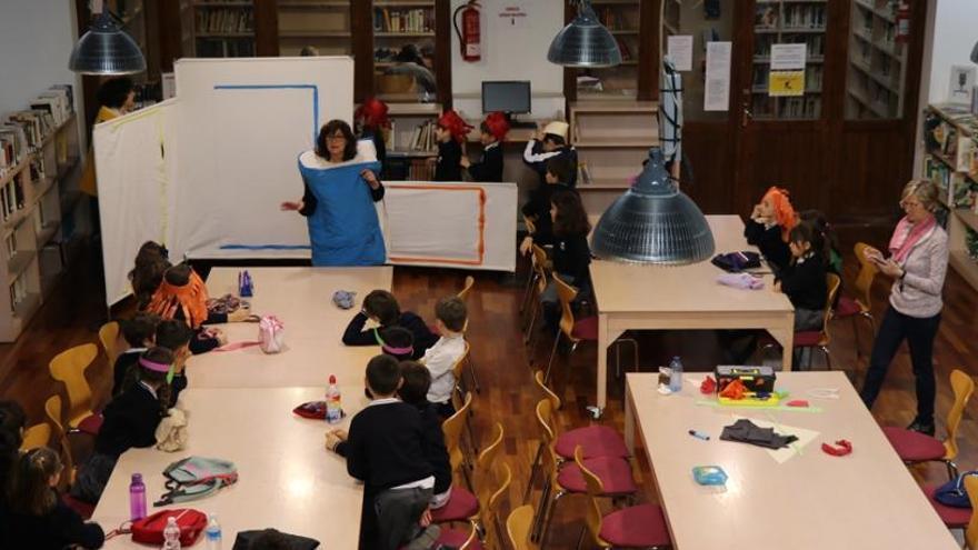 La biblioteca de Llíria se abre a más de 220 alumnos
