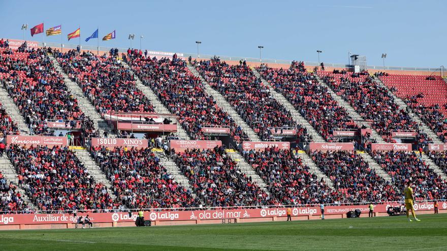 El Mallorca presiona al Govern por el aforo contra el Betis