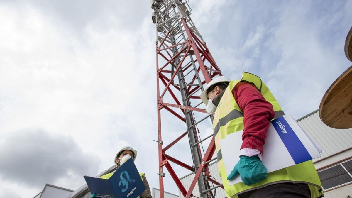 Magtel participa en trabajos de adaptación al cambio a la tecnología 5G