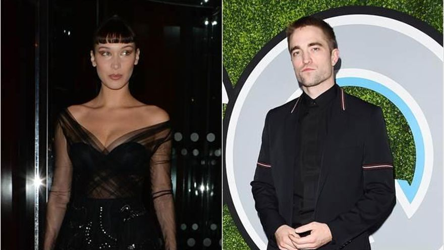 Robert Pattinson y Bella Hadid, ¿juntos?