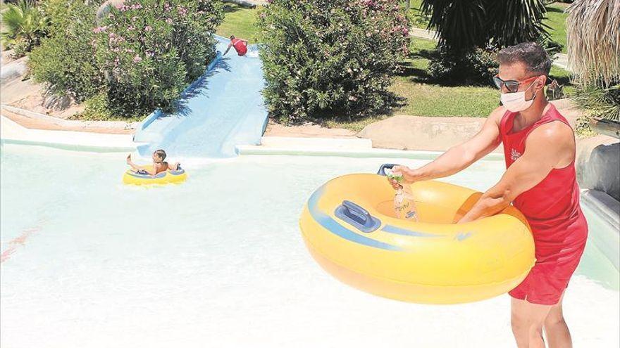 El Aquasierra de Villafranca abre este jueves su 35ª temporada de verano