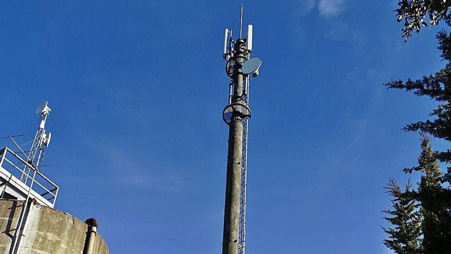 La justícia ratifica l'ordre d'enderroc d'una antena de telecomunicacions a Calders