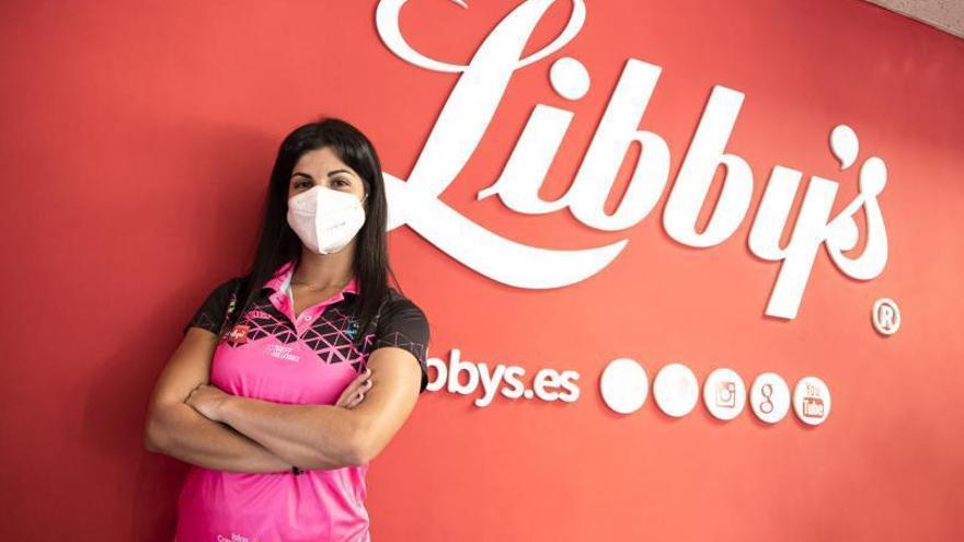 """Patricia Llabrés: """"Estoy feliz aquí, vengo con las ganas de seguir ganando títulos"""""""