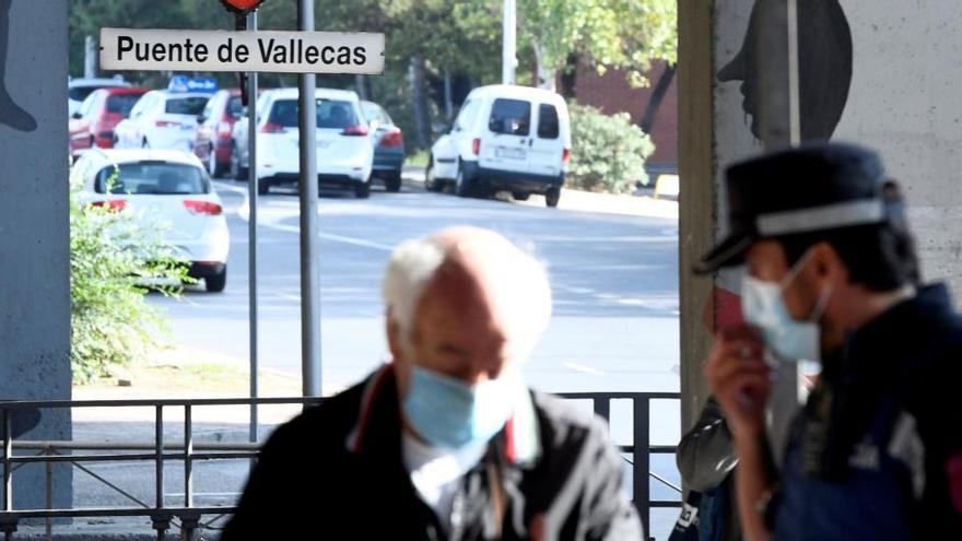 """Los vecinos confinados en Madrid: """"No va a funcionar"""""""