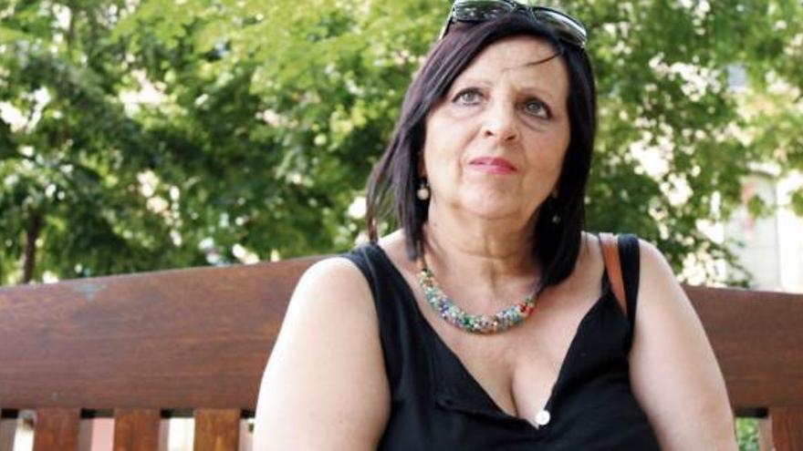 Mor d'una aturada cardíaca a una plaça de Girona la filla de Pilar Abel