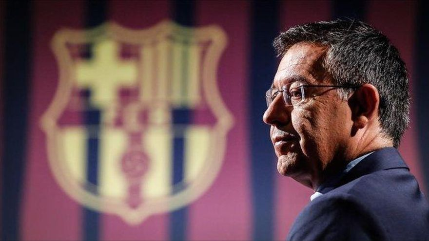 El FC Barcelona, primera entidad en posicionarse contra la sentencia del 'procés'