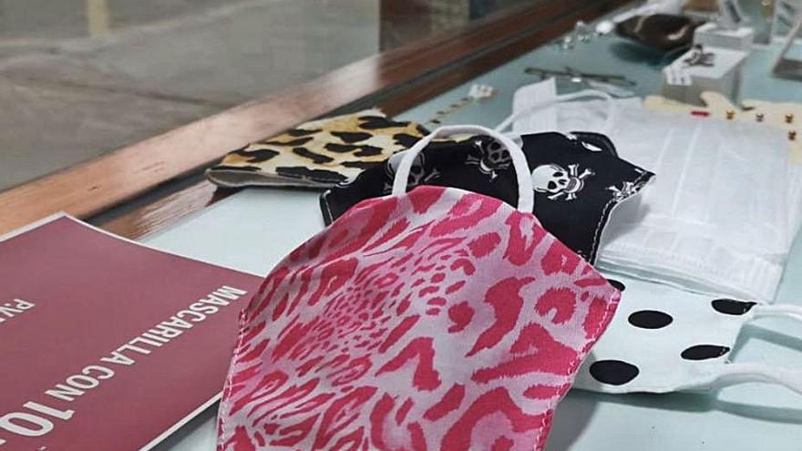 Consumo manda inspectores a los comercios de Zamora que venden mascarillas