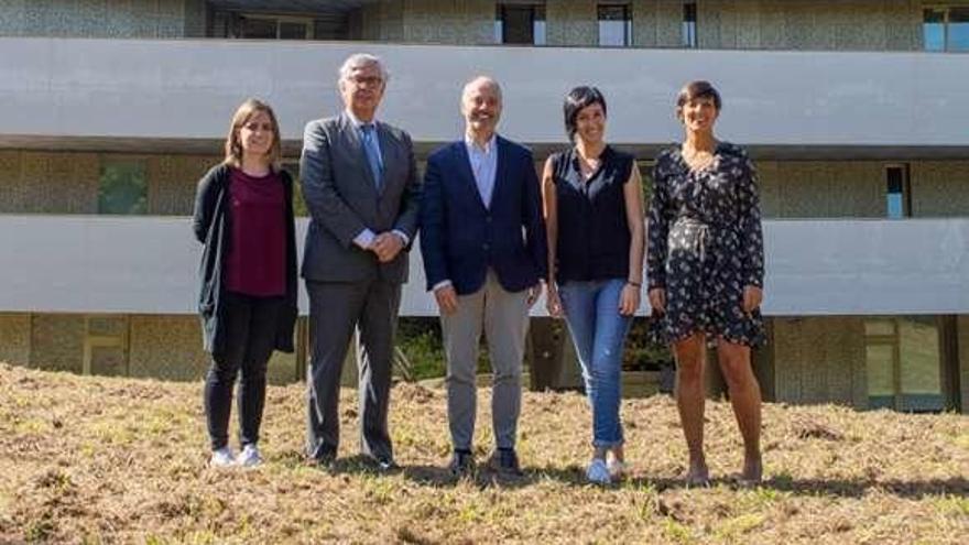"""El Basque Culinary Center, un """"ejemplo"""" para el futuro centro gastronómico vigués"""