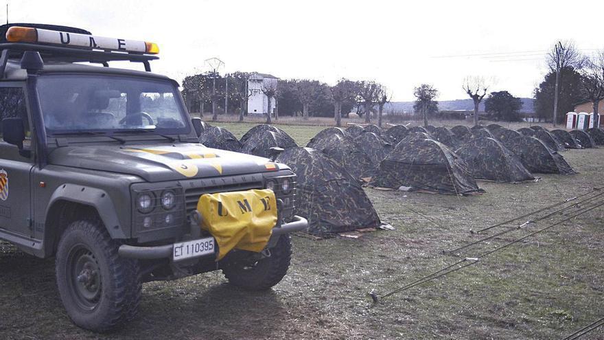 Monte la Reina: el primer cuartel militar autosuficiente de Europa