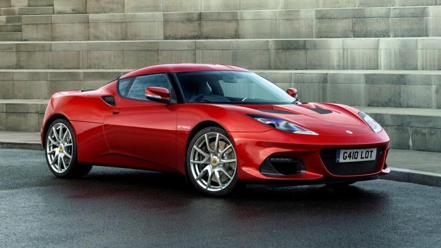 Nuevo Lotus Evora GT410: una versión para el día a día