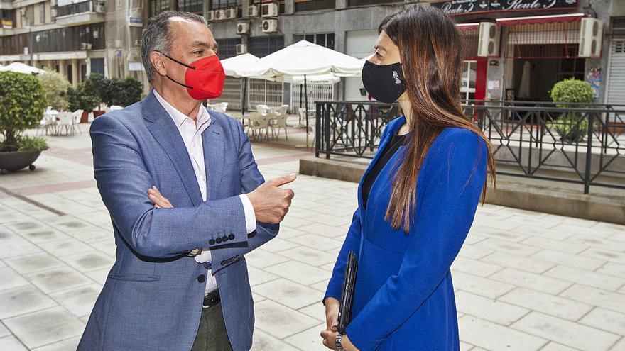 La CEV se alía con las patronales de Andalucía y Murcia para defender la continuidad del trasvase