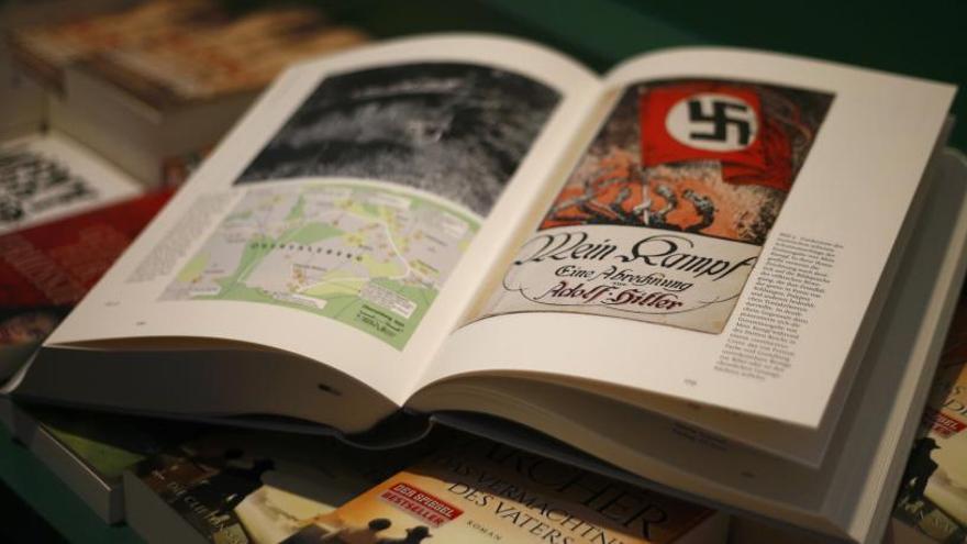 La reedición del 'Mein Kampf' de Hitler arrasa en ventas