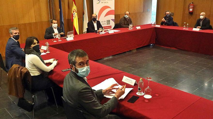 Xunta, concellos y diputaciones no llegan a un acuerdo sobre las ayudas a la hostelería