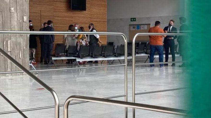 Uno de los denunciantes de la presunta compra de votos en Mogán revela que vive «amenazado»