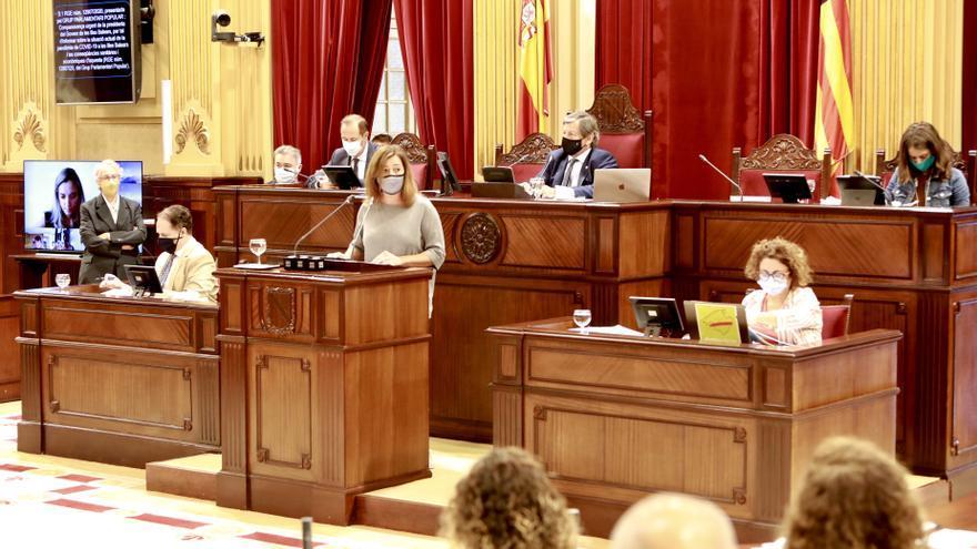 BALEARES.-El Debate de Política General de Baleares centrará la actualidad de la semana en el Parlament