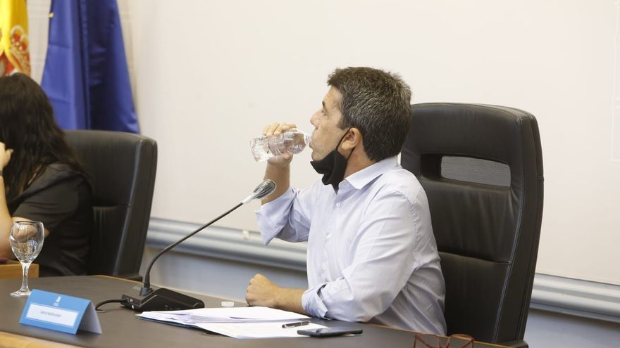 La Diputación inicia los trámites para aprobar el Plan Más Agua con las críticas de la oposición