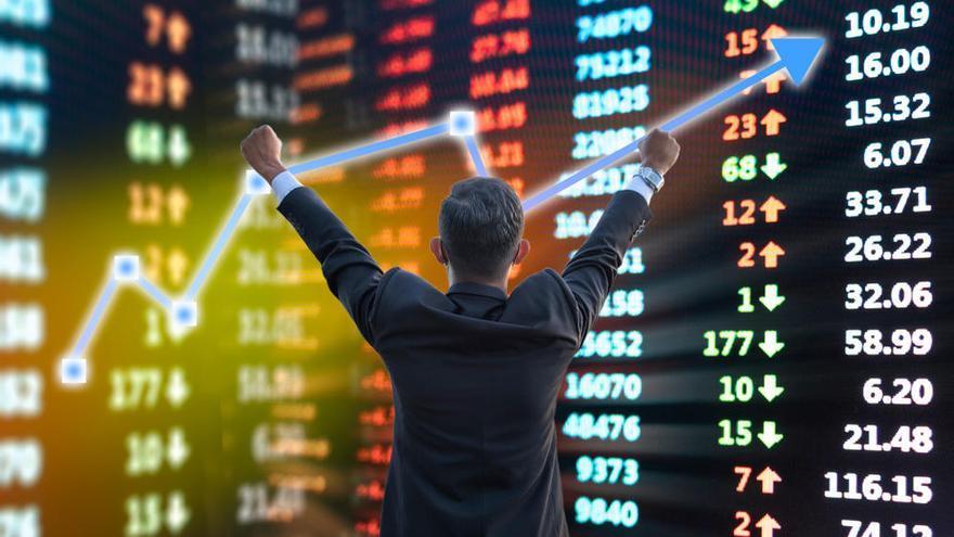 Cómo comprar acciones para ganar dinero en Bolsa