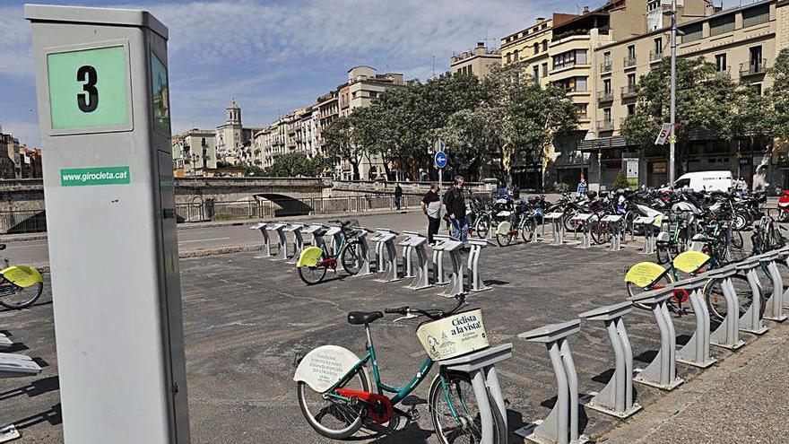 Més vots que veïns de Girona a l'enquesta per escollir les noves estacions de Girocleta