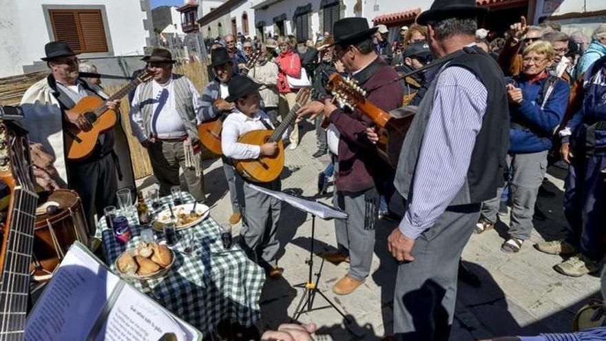 Las Fiestas del Almendro en Flor de Tejeda, declaradas de Interés Turístico Nacional