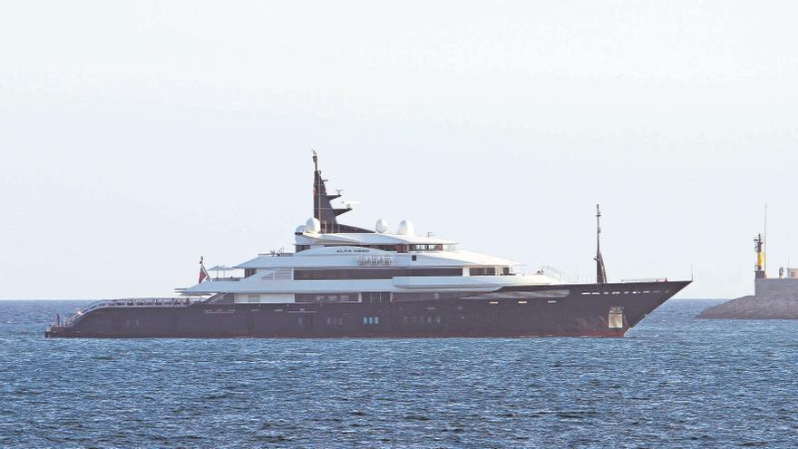 Divorcio de Bill y Melinda Gates: El 'Alfa Nero', donde navegaron por Baleares
