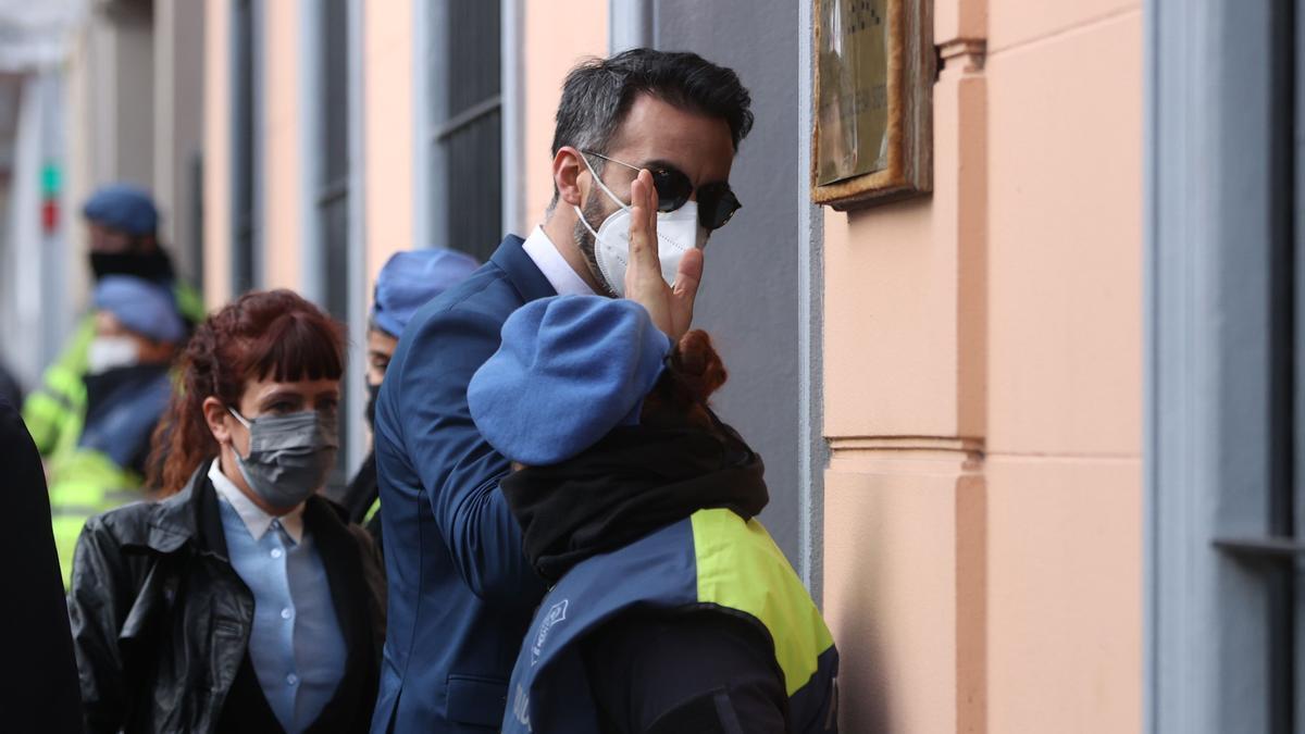 El neurocirujano de Maradona declara ante la Justicia.