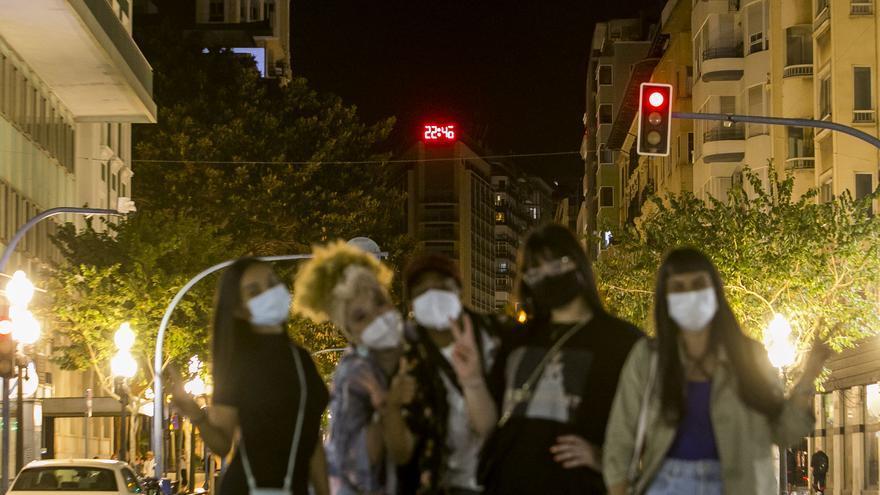 Las restricciones que todavía están vigentes en la Comunidad Valenciana