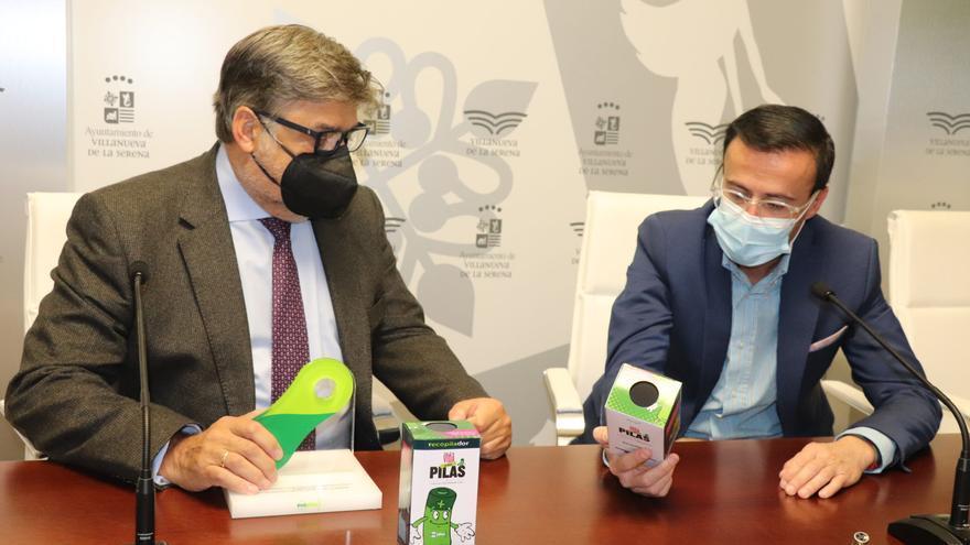 Primer premio por la recogida de pilas durante la Vuelta 2021