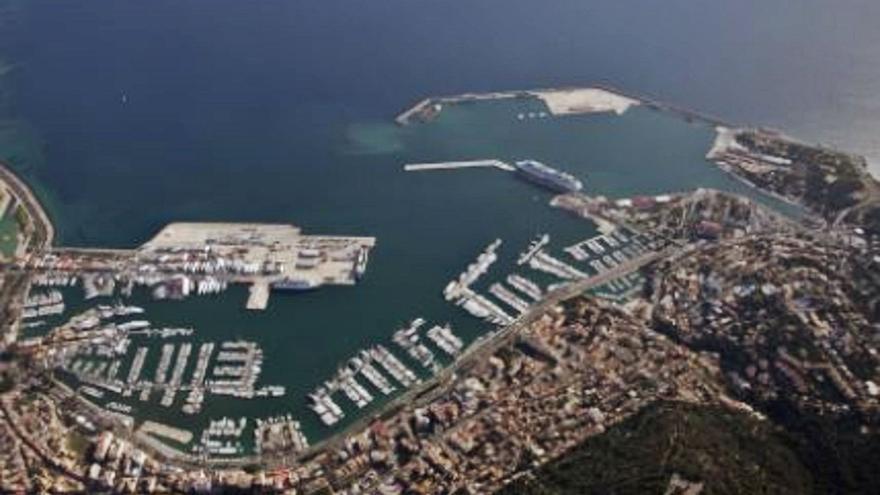 Puertos incluye los nuevos atraques para ferris en Palma en la financiación de la UE