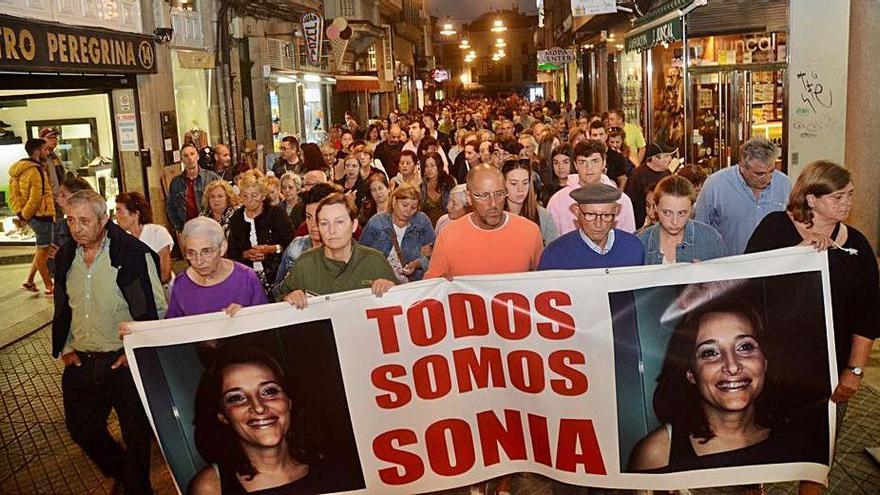 El juzgado inicia el trámite para declarar a Sonia Iglesias oficialmente fallecida