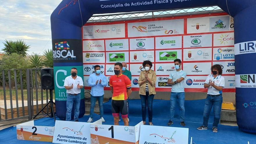 Rubén Tanco se proclama campeón de la Copa de España de Ciclismo Adaptado