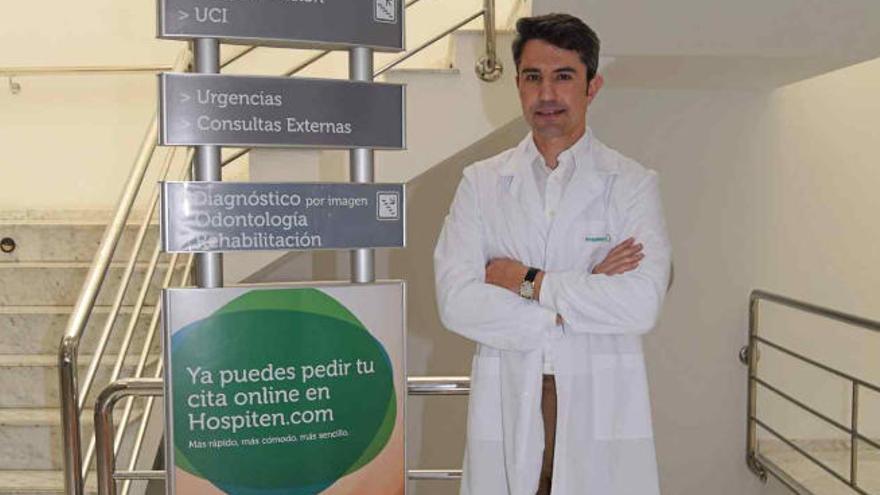 Hospiten Lanzarote abre un servicio médico y quirúrgico de oftalmología